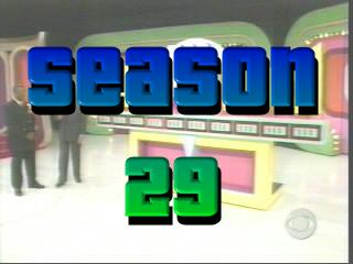 29th Season Summary and Stats